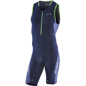 ORCA 226 Kompress Race Suit Men grey-navy